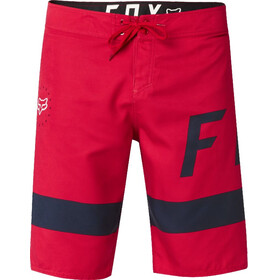 Fox Listless Boardshorts Men dark red